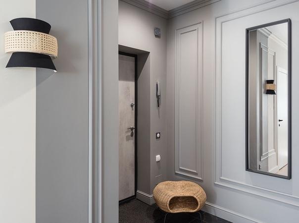 Дизайн интерьера квартиры в Казани ( автор Basova Alisa )