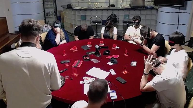 Игры клуба Большая Игра 2 рейтинг 16 09 2020 Классическая мафия Днепр