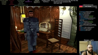 """Прохождение Martian Gothic: Unification Часть 4 """"Опасный путь"""""""