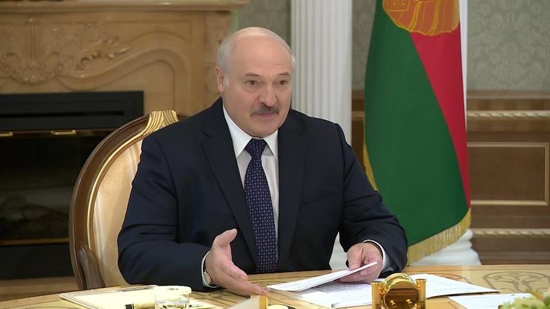 Лукашенко Хочу чтобы эта встреча была исторической