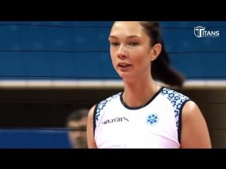 Ekaterina gamova (екатерина гамова) legend #11 women's volleyball
