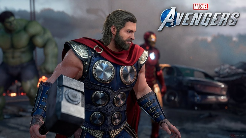 Marvel s Avengers: Embrace Your Powers