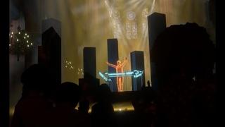 Jean-Michel Jarre - Stardust (Concert From Virtual Notre-Dame)