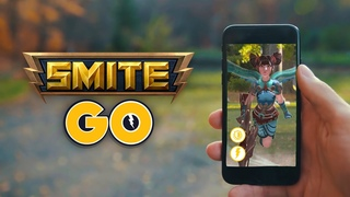 SMITE GO! - Introducing a New Mobile Adventure