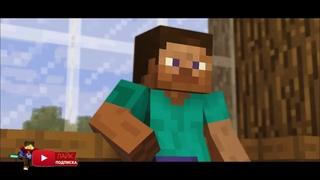 Catomania Minecraft Animation -I- КОТОМАНИЯ Майнкрафт Анимация