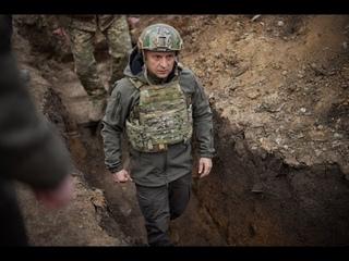 Зеленский предложил Путину «встретиться в любой точке Донбасса, где идет война»