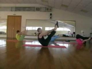 pilates matwork advanced