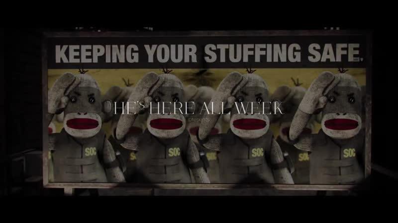 The Mega Plush — Episode III (CGI Animated Short Film by Matt Burniston)