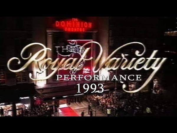 The Royal Variety Performance 1993