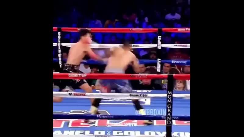 Восходящая звезда бокса