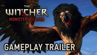 The Witcher: Monster Slayer — Gameplay Trailer (VERTICAL VIDEO)