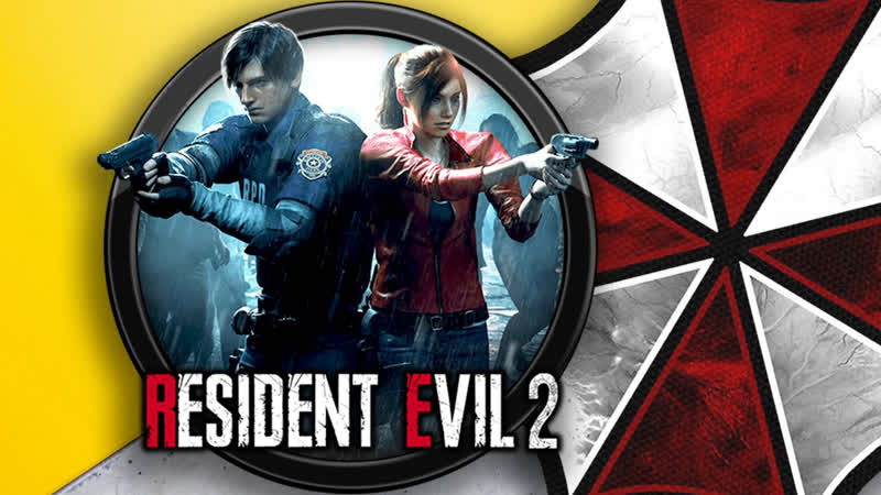 Resident Evil 2 Remake   Лаборатория Umbrella