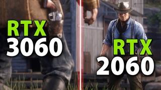 RTX 3060 vs RTX 2060 // Test in 9 Games | 1080p, 1440p