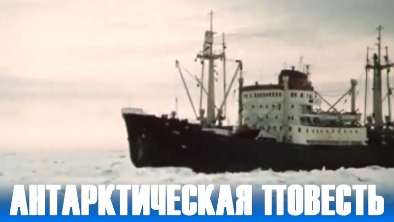 Антарктическая повесть 3 я серия драма реж Сергей Тарасов 1979 г