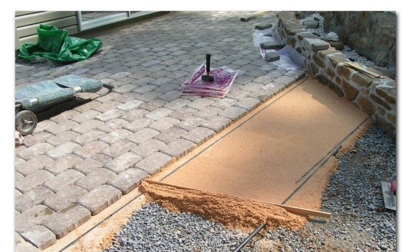 Как правильно положить тротуарную плитку, изображение №5