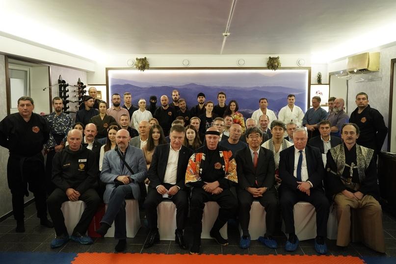 В Москве открылась школа восточных боевых искусств «Хинотора Синоби Но Дзицу»