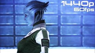 Mass Effect 1 - Нарезка диалогов с Лиарой на французском