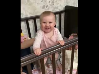 Ещё ни один ребёнок не заснул быстрее, чем папа!