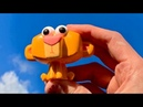 Painting A 3D Printed Simba Figure! Ultimate Lion King version