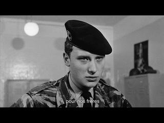 Johnny Hallyday - Le chant des partisans (+ Paroles) (yanjerdu26)