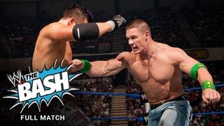 FULL MATCH - John Cena vs. The Miz: The Bash 2009