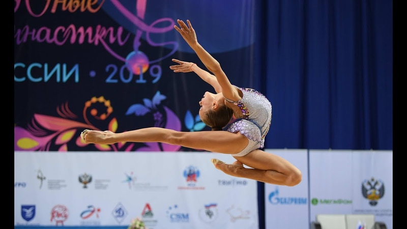 Anna Popova - WAYoung gymnasts-2019 AA 14.55