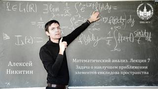 Лекция по теории рядов Фурье 1.