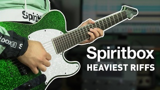 SPIRITBOX Heaviest Riffs (7 String Guitar)