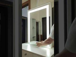 Зеркало светодиодное