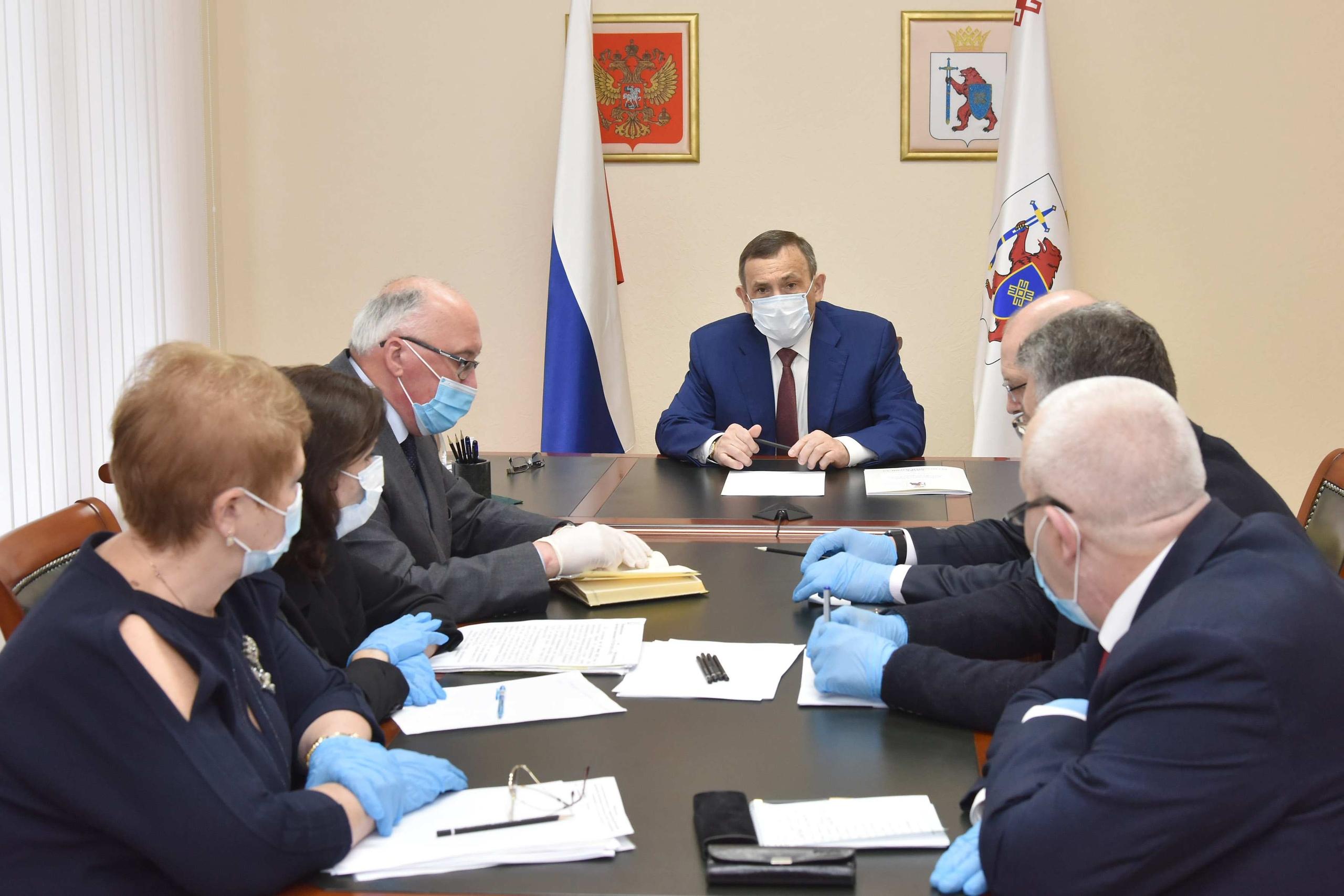 Сергей Собянин обсудил с главами регионов меры борьбы с коронавирусом