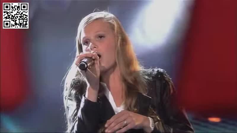 Шоу Голос Kids Голландия Лиз с песней Верни меня к жизни The Voice Kids Holland 2014 Liz Bring Me To Life