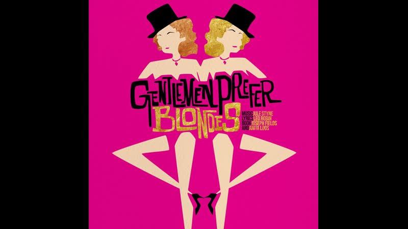 Gentlemen Prefer Blondes 2012 год New York City Center