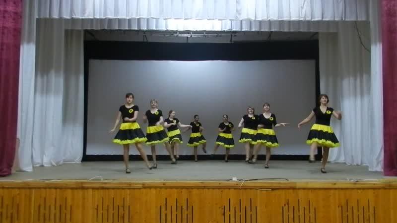 Пара движений танец Буги вуги 2