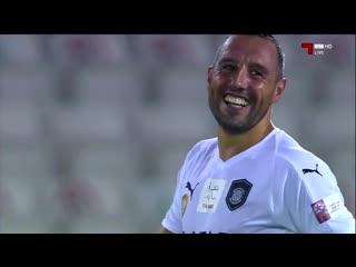 Шикарный гол Касорлы в дебютном матче за «Аль-Садд»