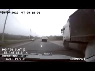 Погоня за пьяным водителем.