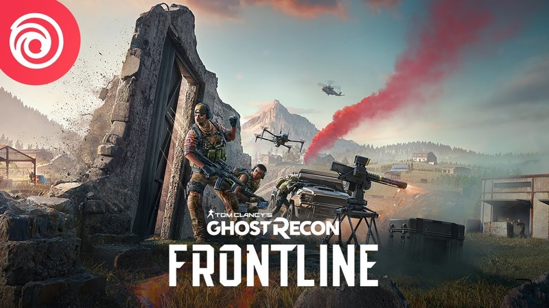 Ghost Recon Frontline Reveal Trailer