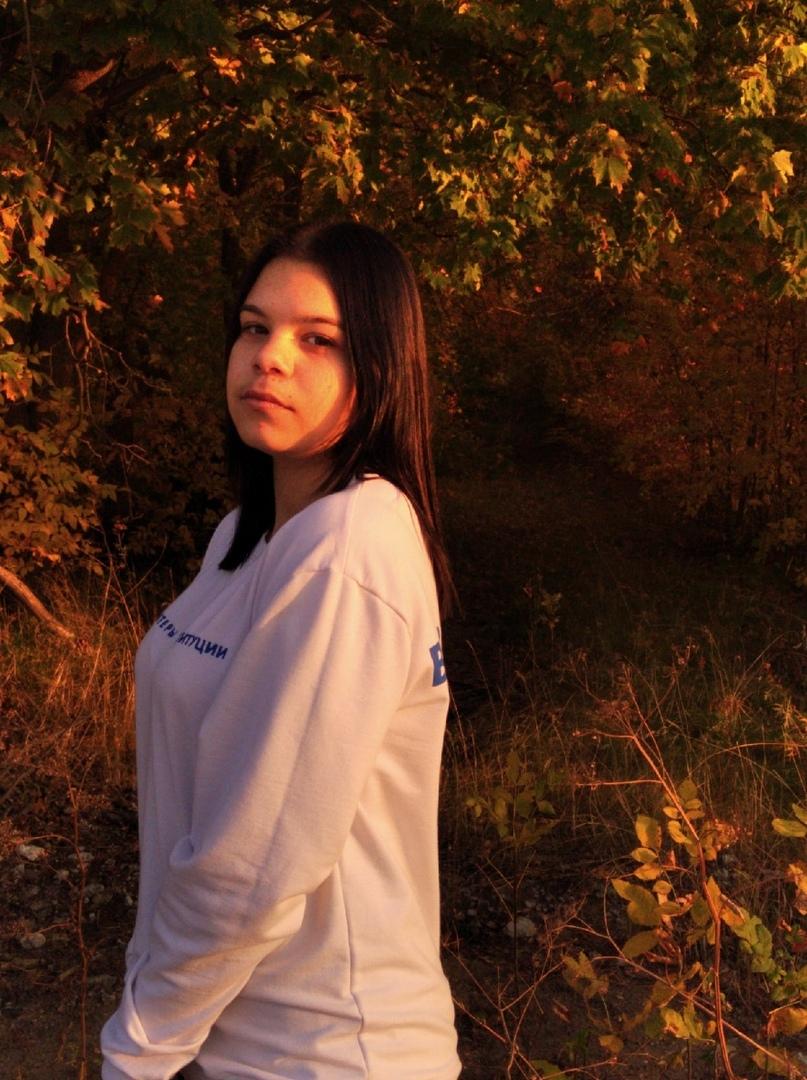 Одиннадцатиклассница из Петровска Ксения Абросимова участвует в выборах в региональный детский Совет