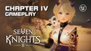 Seven Knights 2 Chapter 4 Gameplay Android on PC F2P Mobile KR