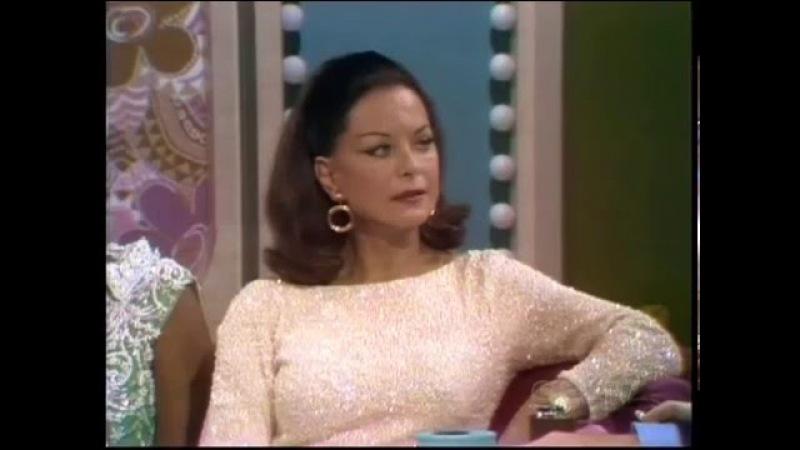 Hedy Lamarr 1969 TV Interview