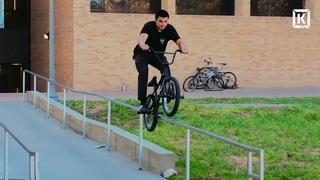 Jacob Cable ATX Vacation! - Kink BMX