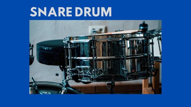 Компрессия и эквализация малого барабана