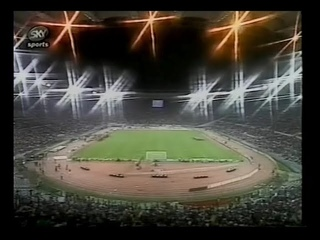 WORLD CUP FRANCE 1998 European Qualifying ITALY vs ENGLAND