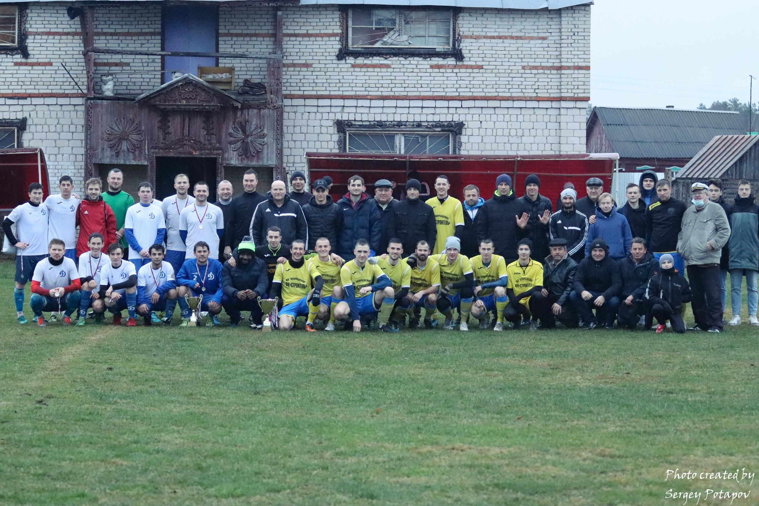 Футбол Владимирской области