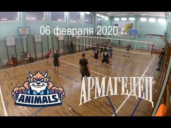 Animals Армагедец 2 3 06 02 2020 КВЛ Медиум Юг