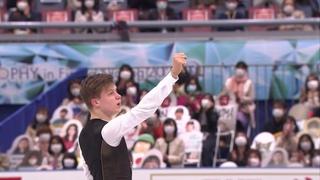 Евгений Семененко. Короткая программа. Мужчины. Командный чемпионат мира по фигурному катанию 2021