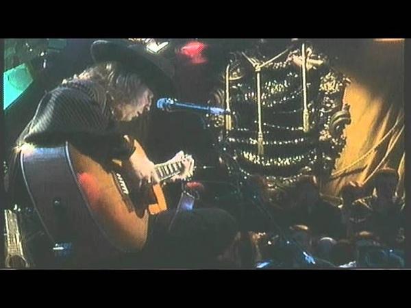 Stevie Ray Vaughan Rood Mood Live MTV