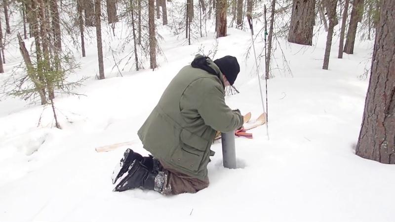 Снежный феномаршрут