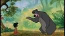 Песня Балу на НЕМЕЦКОМ языке! Учим немецкий с мультфильмами из детства! Книга Джунглей на немецком