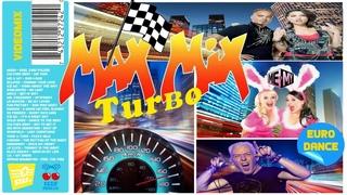 MaxMix Turbo 90's 🏁 Culture Beat, Ice MC, La Bouche, Maxx, 2 Unlimited... [Mr Zvook Video Prod.]