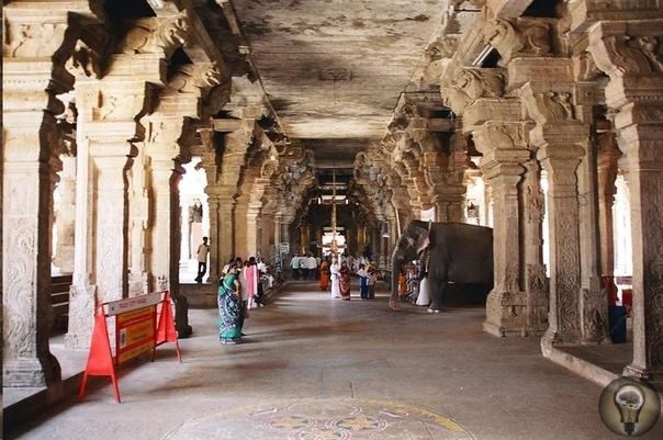 Храм Ранганатхасвами - древний закрытый храм